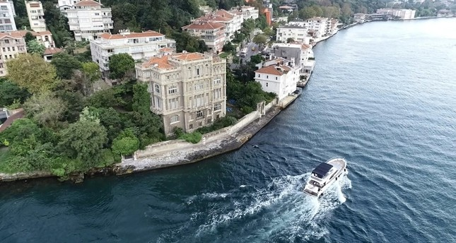 Turkey's most expensive mansion on sale with $95 million price tag