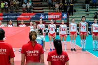 Turkey crowned U16 European volleyball champions after 3-0 win over Italy