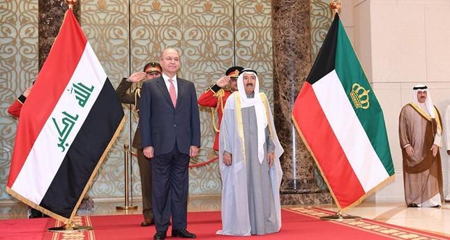 أمير الكويت يزور العراق الأربعاء للمرة الثانية منذ الغزو