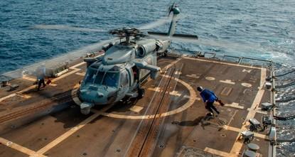 الجيش الأمريكي يعلن عملية دولية مشتركة في الخليج لحماية الملاحة