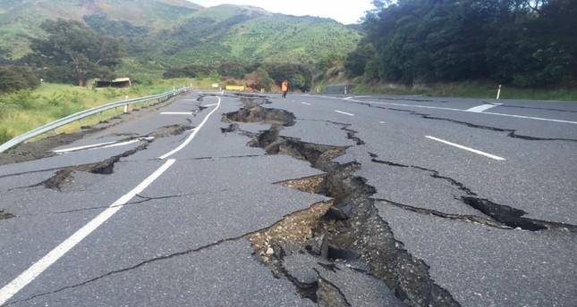 زلزال بقوة 7.3 درجات يضرب سواحل نيوزيلندا
