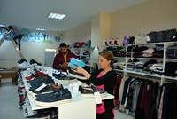 On-campus store to offer free clothing, shoes to college students in eastern Turkey's Malatya