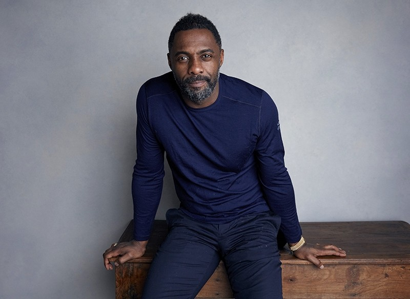 In this Jan. 21, 2018, file photo, actor-director Idris Elba poses for a portrait to promote his film ,Yardie, at the Music Lodge during the Sundance Film Festival in Park City, Utah. (AP Photo)