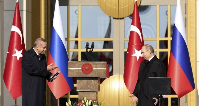 الكرملين: الضربة الثلاثية لن تنجح في الوقيعة بين موسكو وأنقرة