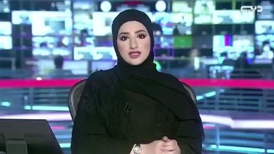Reporter Maryam Al Awadhi made the claims based on 'sources within the Qatari opposition.' (Photo: Dubai TV)