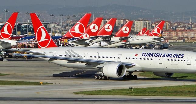 Turkish Airlines bricht Passagier-Rekord im ersten Halbjahr