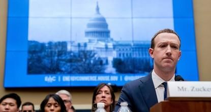 Facebook mit Gewinnrückgang nach Datenschutz-Strafe