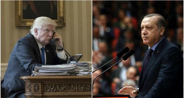 US-Besuch: Erdoğan trifft Trump am 16.-17. Mai