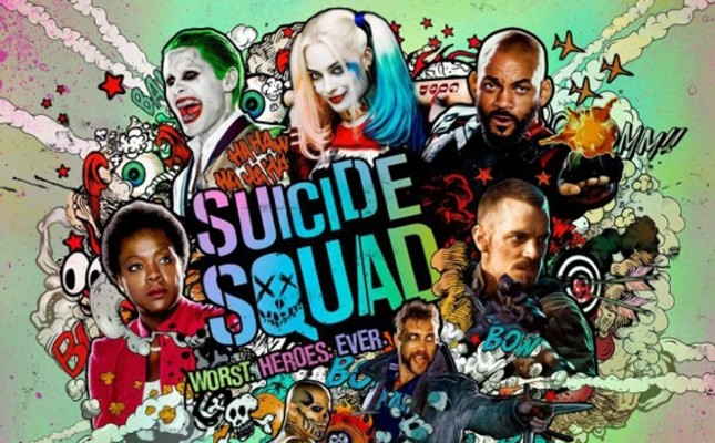 Villains at play in anti-hero movie 'Suicide Squad'