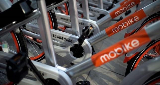 Mobike raises $600M to fund bike-sharing