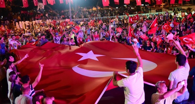 Democracy watch rallies conclude but the spirit goes on