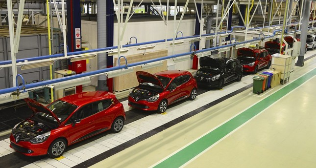 Turkey's automotive exports hit all-time monthly high in February