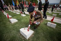 Grief, unity at 104th anniversary of World War I Gallipoli campaign