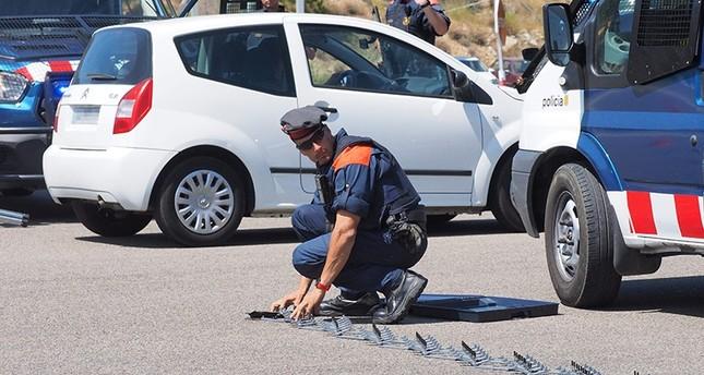 الشرطة الإسبانية تشدد إجراءاتها على مخارج بعض البلدات (الفرنسية)