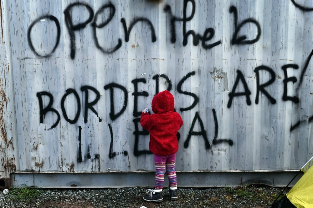 Austria took in roughly 1 percent of its population in asylum seekers in 2015.