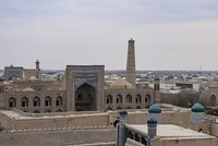 Khiva, a legendary city in the heart of Central Asia