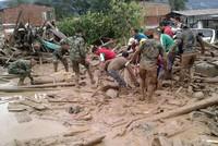 Die Katastrophe traf die Menschen mitten im Schlaf: Bei Überschwemmungen und Erdrutschen sind in der südkolumbianischen Stadt Mocoa mindestens 206 Menschen ums Leben gekommen.  Rund 200 Einwohner...
