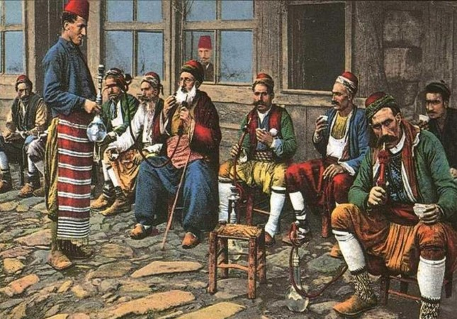 Journey of tobacco from the Caribbean to Ottoman Empire