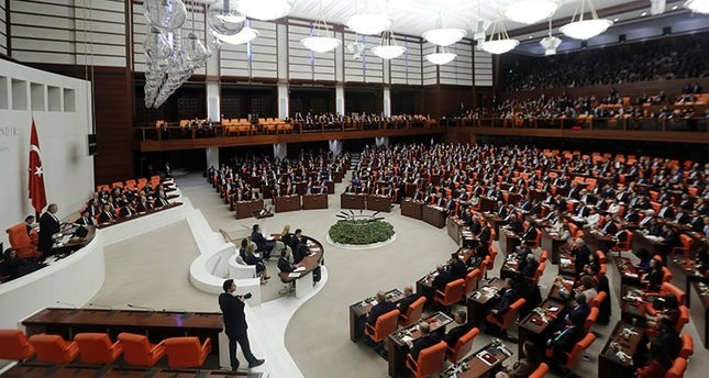 All parties in Turkish parliament sign joint statement against US decision to recognize Jerusalem as Israeli capital