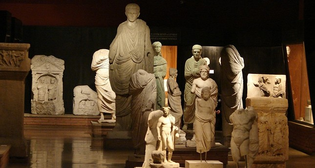 أكثر من 3 ملايين قطعة أثرية في المتاحف التركية - Daily Sabah Arabic