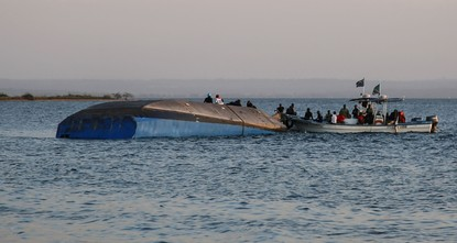 Tanzania ferry disaster toll rises to 161 as search for survivors continues