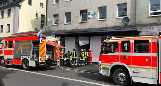اعتداء على الجامع الكبير بمدينة هاغن الألمانية
