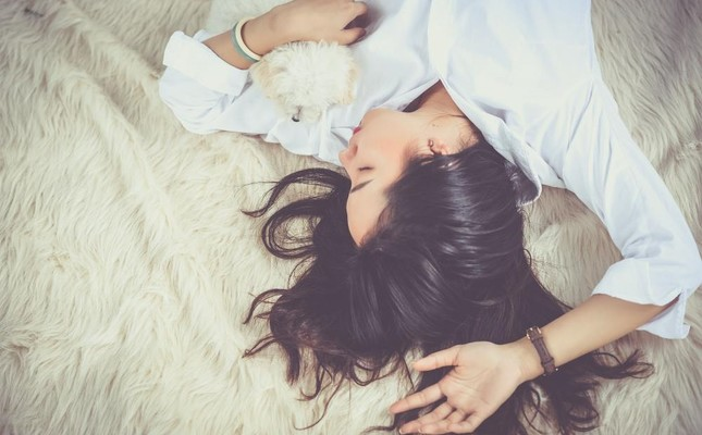 What your sleep position says about you