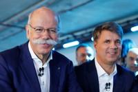 BMW, Daimler launch $1.1 billion car-sharing venture