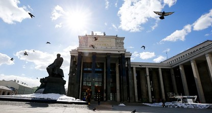 Russian state library features vast collection of Ottoman-era books