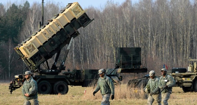 US offer to sell Patriot system to Turkey expired, official says