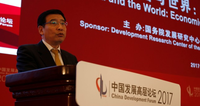 China says has right to limit market access