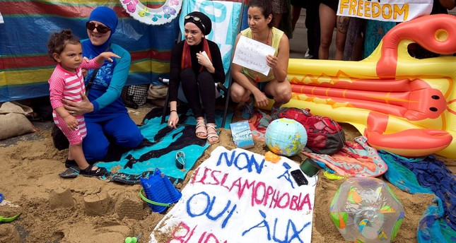 Anti-burkini law in France unconstitutional and ineffective: Interior Minister
