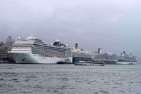 Istanbul to become 'cruise hub' with Yenikapı project