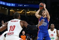 Anadolu Efes' Shane Larkin breaks all-time EuroLeague record for most points in a single game