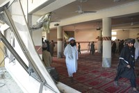 4 dead, 20 injured in bombing at mosque in Pakistan