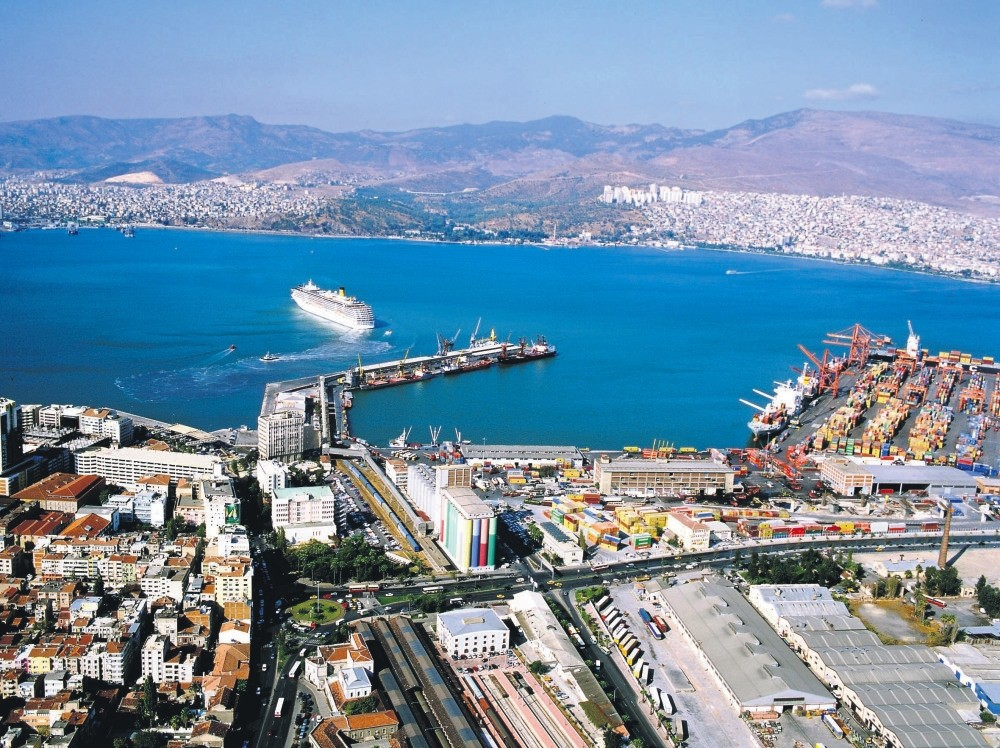 Fourth in exports, u0130zmir increased its exports from $2 billion in 2002 to $9.3 billion last year.