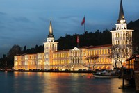 The iconic building of the former Kuleli Military High School located on Istanbul's Asian side of the Bosporus strait, will be turned into a museum, Minister of National Defense Fikri Işık...