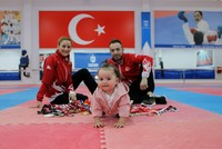 Fate brought them together at a very early age. Mehmet and Tuba Yakan, who are both national and licensed athletes of Kocaeli Metropolitan Municipality Kağıtspor Club, met at the age of 17 during a...