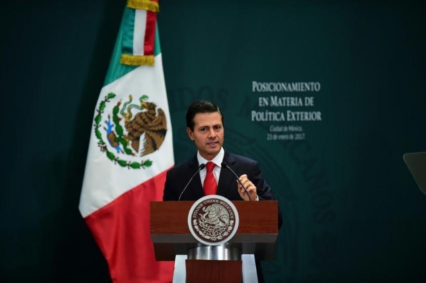 Mexican President Enrique Pena Nieto (AFP Photo)