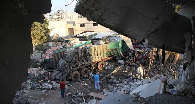 الأمم المتحدة تعلق عمل بعثة المساعدات الإنسانية في سوريا