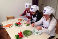 Down syndrome no boundary for Turkish children aspiring to learn cooking skills