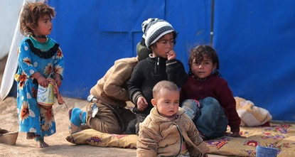 pSave the Children, a London based NGO, warned Iraqi security forces and their allies about the safety of some 350,000 children during military operations in the western part of Mosul./p  pIn a...