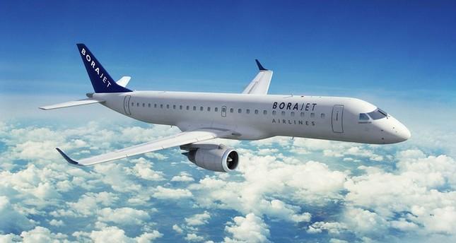 Turkish airliner Borajet suspends flights, passengers directed to THY
