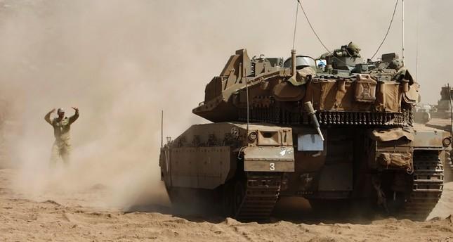 قوات إسرائيلية في شمال الجولان المحتل - 13 أيلول