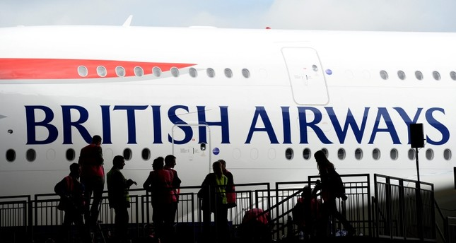 الخطوط الجوية البريطانية ستعوض الزبائن الذين تضرروا من قرصنة موقعها