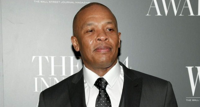 In this Nov. 5, 2014 file photo, Dr. Dre attends the WSJ. Magazine 2014 Innovator Awards at MoMA in New York.  AP Photo