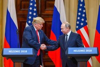 Trump berated for 'pushover' summit with Putin