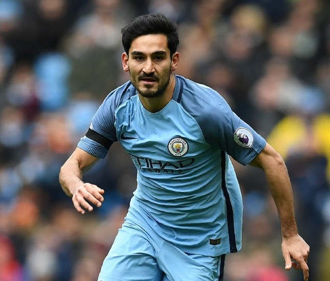 Manchester City's Turkish star İlkay Gündoğan came on in the 73rd minute as the Citizens defeated Shakhtar Donetsk on Wednesday.
