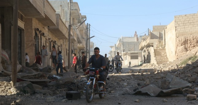 Sochi deal agreed in September 2018 to establish a demilitarized zone in Idlib in order to decrease tension caused by regime attacks and prevent a new conflict in the province.
