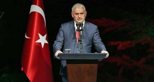 يلدريم يصدر تعليمات بإسقاط الطائرات العسكرية التي يقودها الإنقلابيون فوق أنقرة